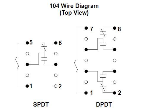 Item 104mpcx 150 12vdc 104 series dry miniature reed relays on 104 series dry miniature reed relays wiring diagram asfbconference2016 Gallery