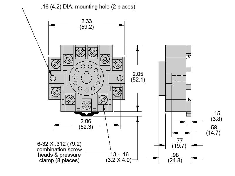 Relay 11 Pin Wiring Diagram