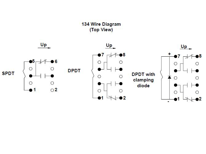 Item 134mpcx 2 12vdc 134 series mercury reed relays on 134 series mercury reed relays wiring diagram asfbconference2016 Gallery