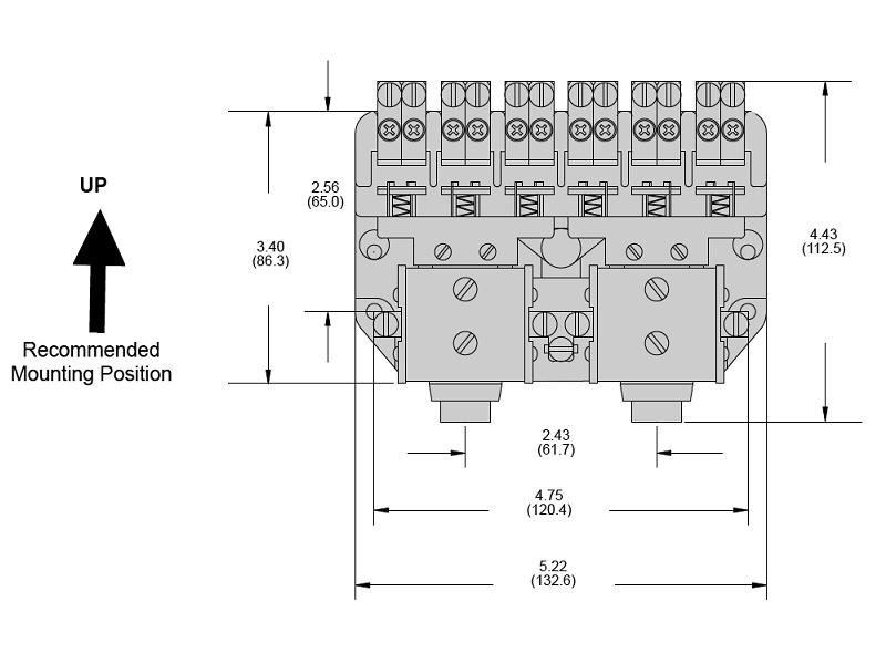 Enjoyable Item A575Kxx 12Vdc 575 Series Motor Reversing Contactors On Wiring Digital Resources Minagakbiperorg