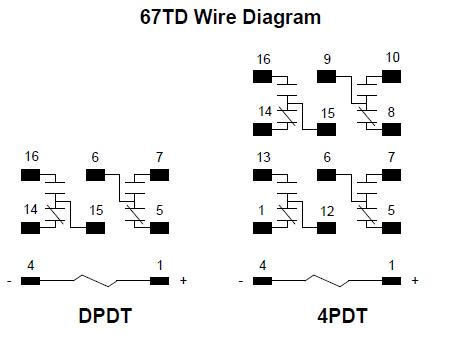 4pdt relay diagram schematic wiring diagram 3PDT Diagram