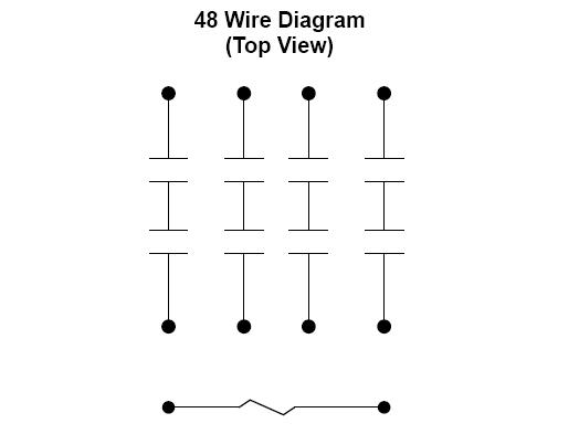 relay wiring diagram positive ground 120vac relay wiring diagram item # 48lxx90-120vac, 48 series - contactor motor relays ...