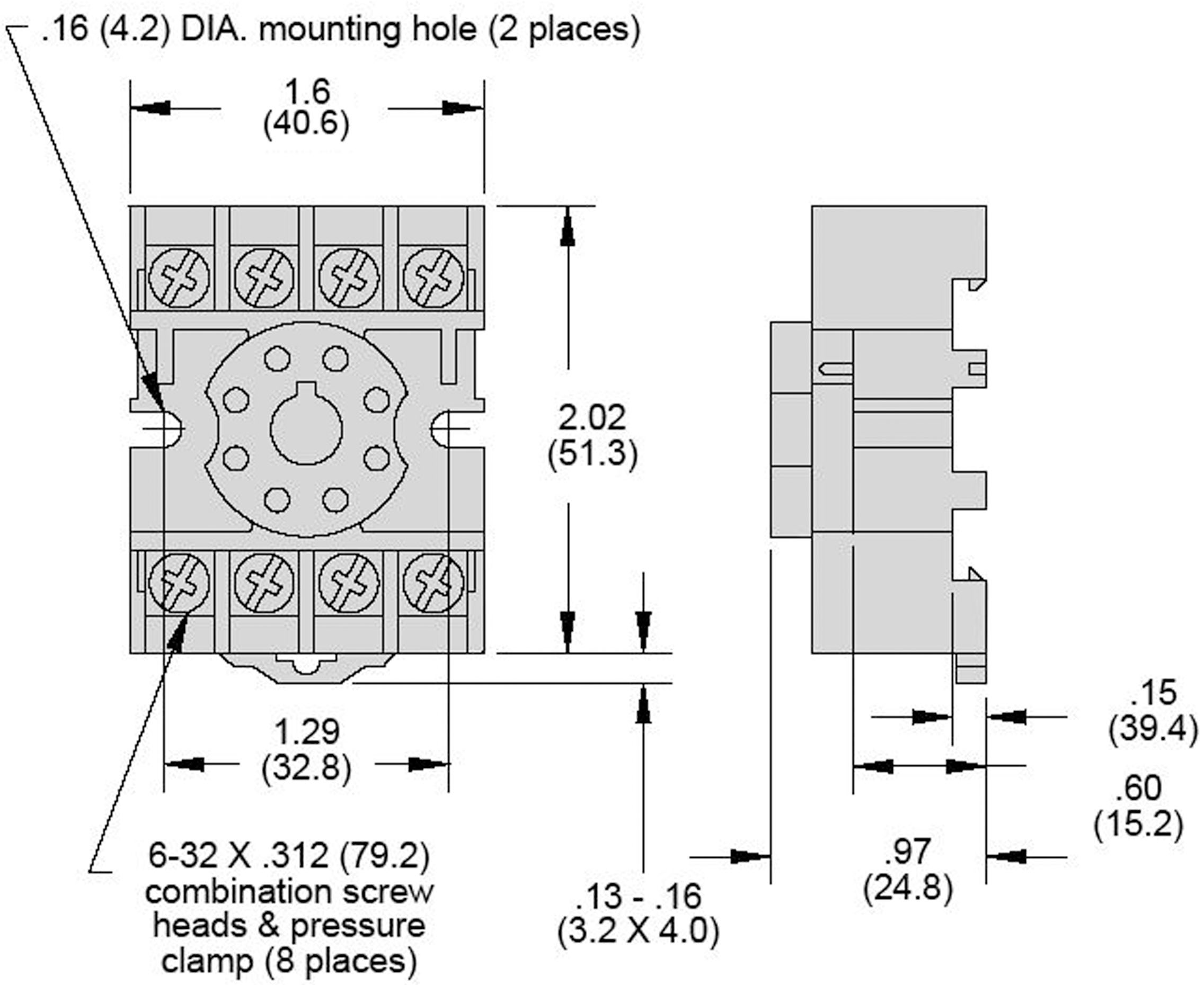 ice cube relays 120v wiring diagram ice cube relays