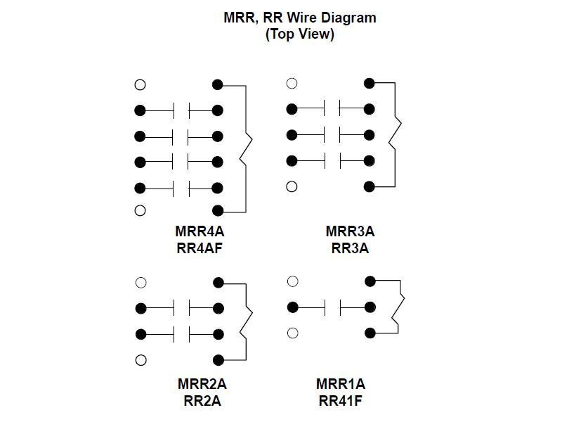 item   rr1a-6vdc  mrr  rr series