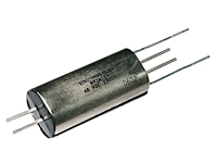 MRR, RR Series - Axial Lead, Shielded Reed Relays